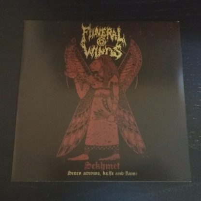 "Funeral Winds Sekhmet 7"" Vinyl"