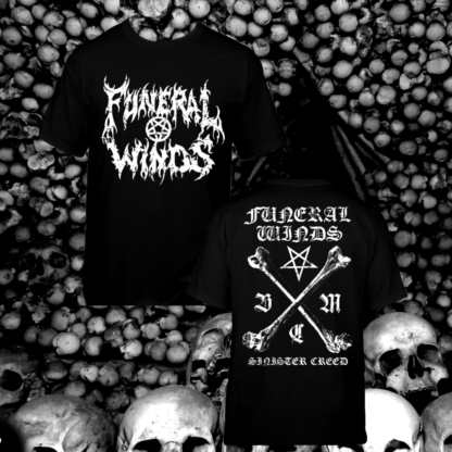 Funeral Winds Sinister Creed T-Shirt