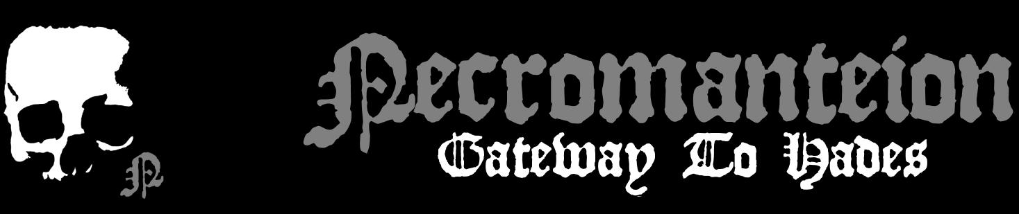 Necromanteion Gateway To Hades