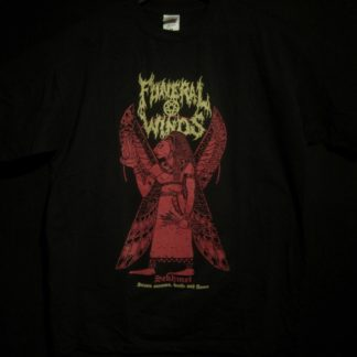 Funeral Winds Sekhmet shirt