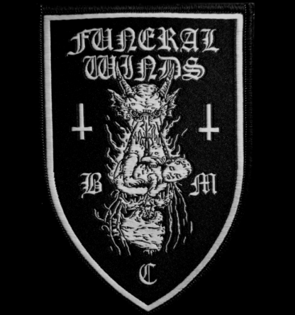 Funeral Winds Shield Patch