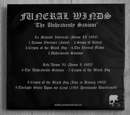Funeral Winds The Unheavenly Saviour album