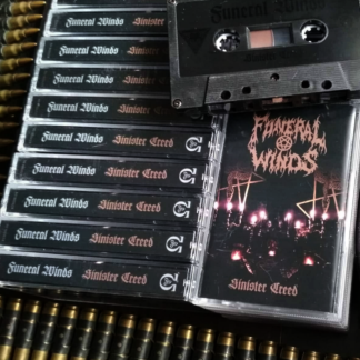 Funeral Winds Sinister Creed Cassette
