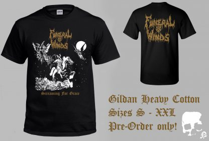 Funeral Winds Screaming For Grace Shirt