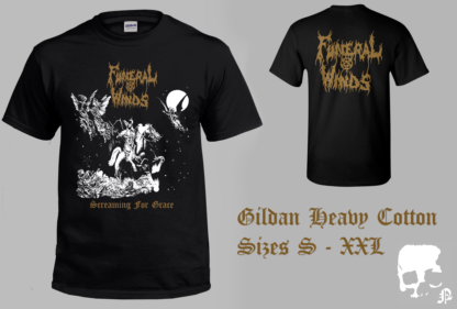 FuneralWinds Screaming For Grace Shirt