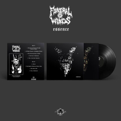 Funeral Winds Essence LP Black