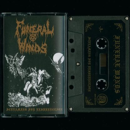 Funeral Winds Screaming For Resurrection Tape