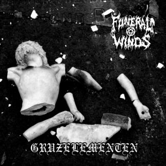 Funeral Winds 2021 album cover Gruzelementen